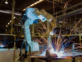 Robot welding - Manufacturing - Expertise