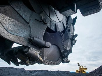 Mining Excavator - Mining - Expertise