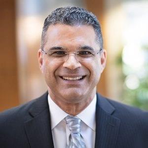 Dr. Hisham Mahmoud, Global President and CEO of Golder