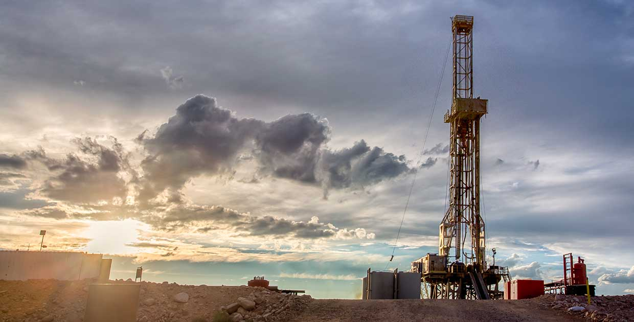 Oil & Gas - Engineering & Environmental Services