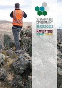illustration of sustainable development 2013