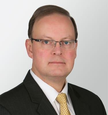Kevin Stubblebine, Golder - Chief Legal Officer