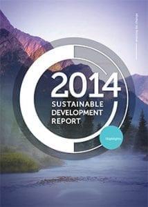 illustration of sustainable development 2014