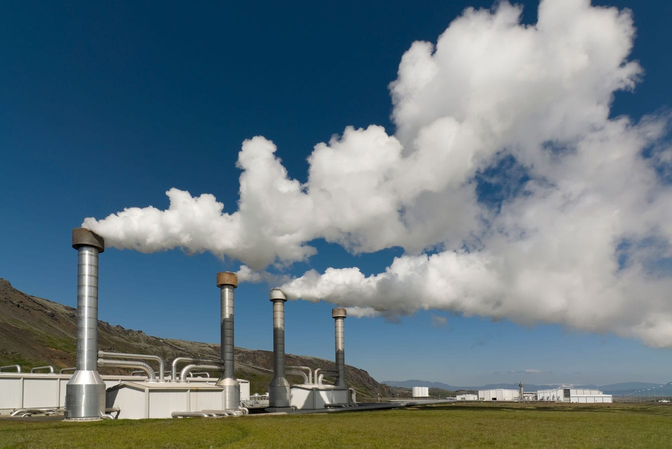 Pailas Geothermal Power Plant/Costa Rica