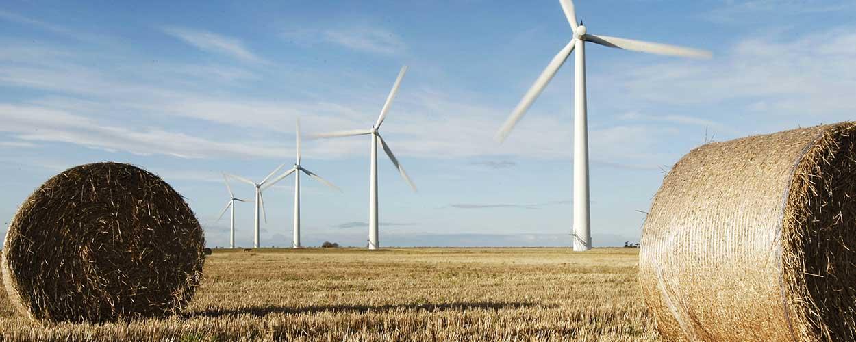 Major Wind Farm In Australia