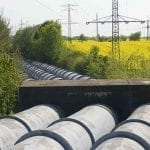 Pipelines and power lines