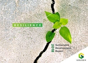 illustration of sustainable development 2018
